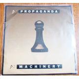 Propaganda Single Machinery Raro Importado