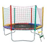Pula Pula P/ Playground Infantil 2,44 Henri Trampolim