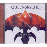 Queensryche 2004 The Art Of Live Cd Lacrado Losing Myself