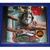 Quiet Riot   Condition Critical   Cd   1988   Usa   Lacrado