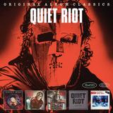 Quiet Riot Box Set 5 Cds Original Album Lacrado Importado