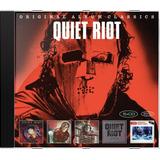 Quiet Riot Original Album Classics   Novo Lacrado Original