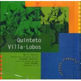 Quinteto Villa lobos   Acervo Funart