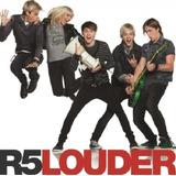 R5 Louder   Cd Pop