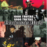 Racionais Mc s  1000 Trutas   1000 Tretas Cd