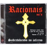 Racionais Mcs Cd Sobrevivendo No Inferno Novo Original