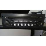 Radio Cd Mp3 Citroeen C4 Original
