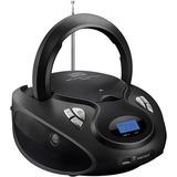 Rádio Com Cd Player Multilaser Usb Mp3 Rádio  sp178   Outlet