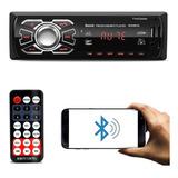 Radio Som Automotivo Mp3 Bluetooth Usb Pra Fiat Uno Mille