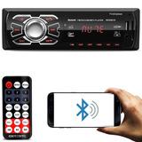 Radio Som Automotivo Mp3 Bluetooth Usb Pra Volks Polo 2003