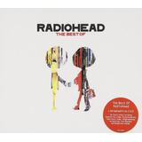 Radiohead The Best Of  2 Cds Importado Novo Lacrado