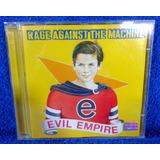 Rage Against The Machine Evil Empire Cd Original Pronta Entr