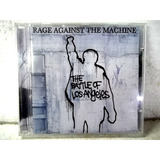 Rage Against The Machine The Battle Of Los Angeles Cd Fret12