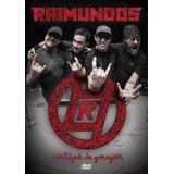 Raimundos   Cantigas De Garagem   Dvd