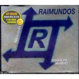 Raimundos Cd Single Reggae Do Manêro Nana Neném   Novo Raro
