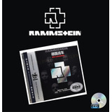 Rammstein   Box Triplo Greatest Hits   Importado   03cds