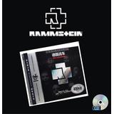 Rammstein   Box Triplo Greatest Hits   Importado