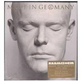 Rammstein Made In Germany 1995 2011 Cd Novo Raro Importado L