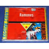 Ramones   Adios Amigos   Cd Mid Price 1995 Lacrado