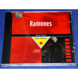 Ramones   Brain Drain   Cd Mid Price 1995 Lacrado