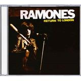 Ramones   Return To London 1985