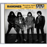 Ramones Barcelona 1991
