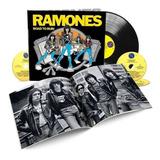 Ramones Road To Ruin 40th Box Set 3cd   1lp Edicao Numerada