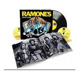 Ramones Road To Ruin 40th Box Set 3cd Lp Edicao Numerada New