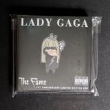 Rarissimo Lady Gaga Usb The Fame Edição Aniversário 10 Anos