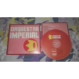 Raro Cd Orquestra Imperial   Ep Com 4 Músicas