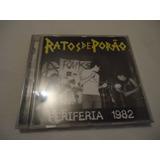 Ratos De Porão   Periferia 1982
