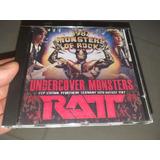 Ratt Cd Monsters Of Rock Live Germany 1987 Soundboard