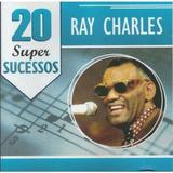 Ray Charles   20 Super Sucessos  Cd