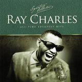 Ray Charles All Time Greatest Hits   Cd Blues