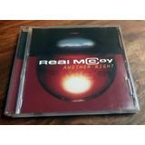 Real Mccoy Another Night Cd Single Remixes Usa Raro House