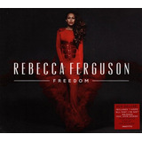 Rebecca Ferguson   Freedom 2cd Deluxe  pronta Entrega