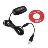 Receiver Controle Wireless Xbox 360 Pc Garmin Cd Drive Top
