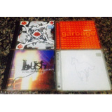 Red Hot  Deftones  Bush  Garbage  lote Cds