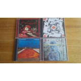Red Hot Chili Peppers Lote  3 Cds Importados Novos Lacrados