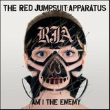 Red Jumpsuit Apparatus Am I The Enemy  import  Cd Lacrado
