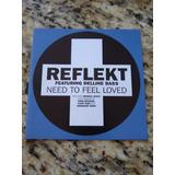 Reflekt Cd Single Importado Need To Feel Loved Cd De Trance