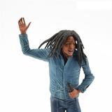 Reggae Wailers Bob Marley Articulado Marijuana Roots Novo