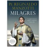 Reginaldo Manzotti   Milagres   Incluso Cd De Músicas