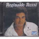Reginaldo Rossi   Cd Momentos De Amor   Lacrado De Fábrica