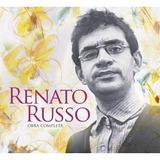 Renato Russo   Obra Completa   Box Com 5 Cds   Digipack