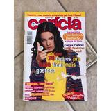 Revista Carícia 286 Guga Matthew Fox Claudinho Buchecha B903