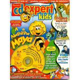 Revista Cd Expert Lacrada Kids A Abelhinha Maya Jogo Complet