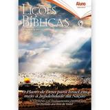 Revista Lições Bíblias Adulto 3° Trimestre 2021 - Aluno