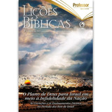 Revista Lições Bíblias Adulto 3° Trimestre 2021 - Professor