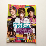 Revista Love Teen 65 Cody Simpson Bruno Ancleto Christopher
